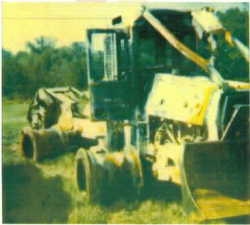 1997 Tree Farmer Skidder