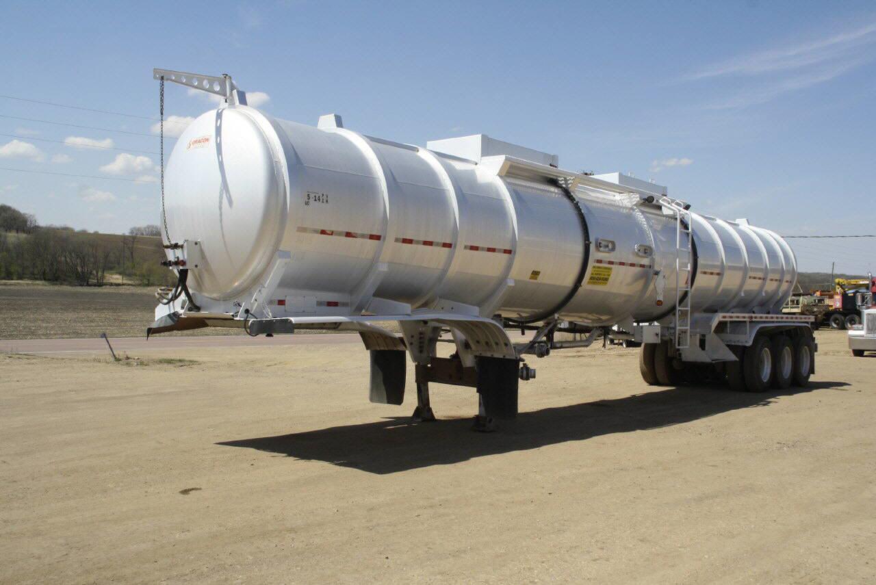 2012 Dragon Vac Tanker