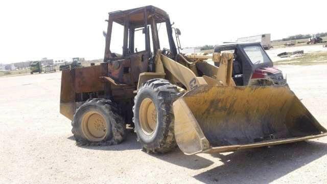 1992 Caterpillar 910E