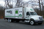 Used 2009 International 4300 Hybrid for Sale