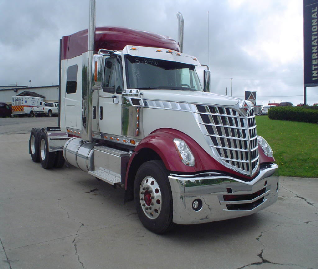 2015 International LoneStar