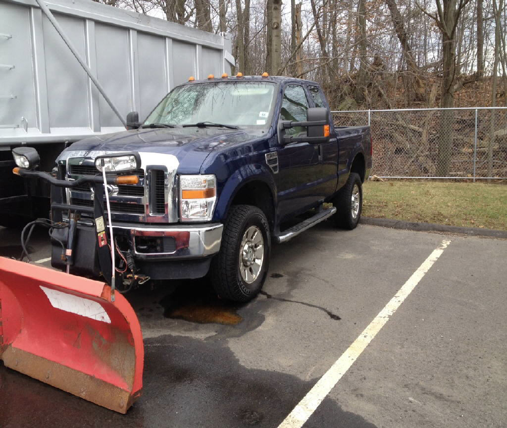2008 Ford F350 S/C 4x4