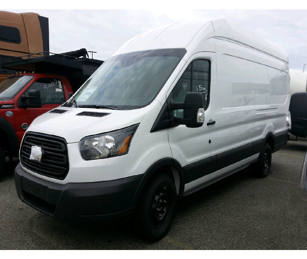 2017 Ford T-350