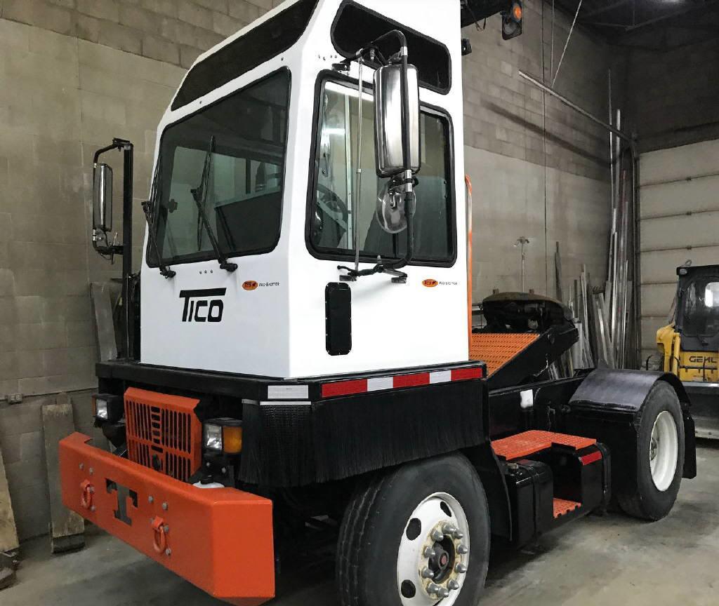 2013 Tico Shunt Truck