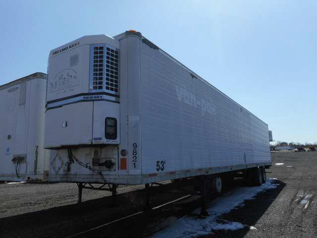 1998 Great Dane Reefer Trailer
