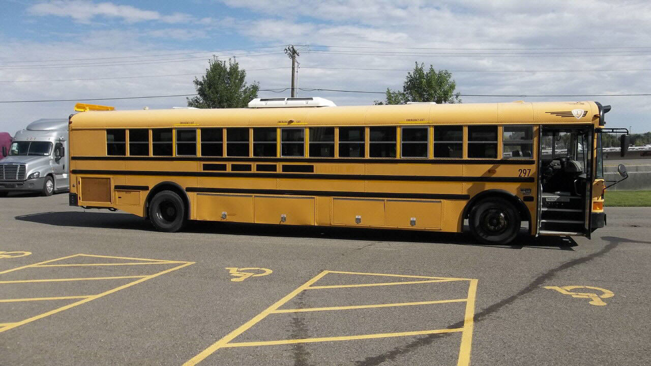 2008 IC BUS RE300
