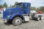 Used 2008 Kenworth T800 Ext Cab for Sale