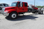 Used 2005International4300 Ext. Cab for Sale