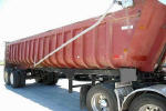 1997 Fruehauf Frameless End D