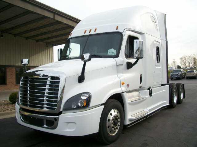 2017 Freightliner Cascadia Evo