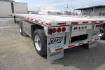 2015 East 48' Flatbed Alu