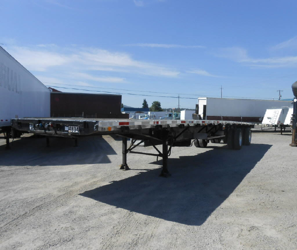 1998 Lode King front axle slid