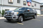 Used 2011 Ford F250 4X4 CREW C for Sale