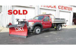 New 2015 Ford F550 4X4 DRW for Sale
