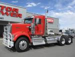 Used 2008 Kenworth W900B for Sale
