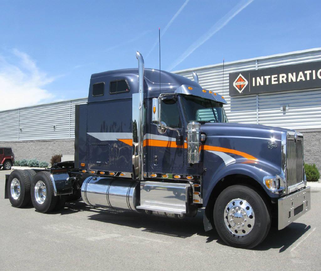 2016 International 9900i SFA 6x4