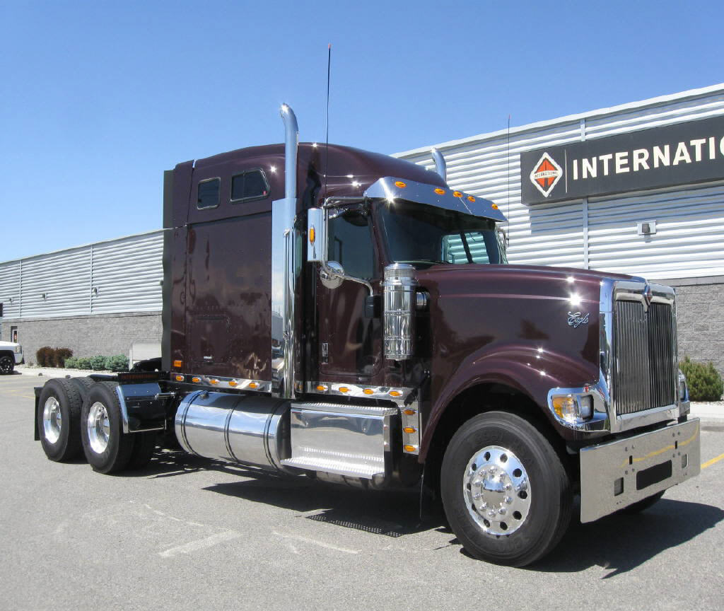 2016 International 9900i SFA 6x4
