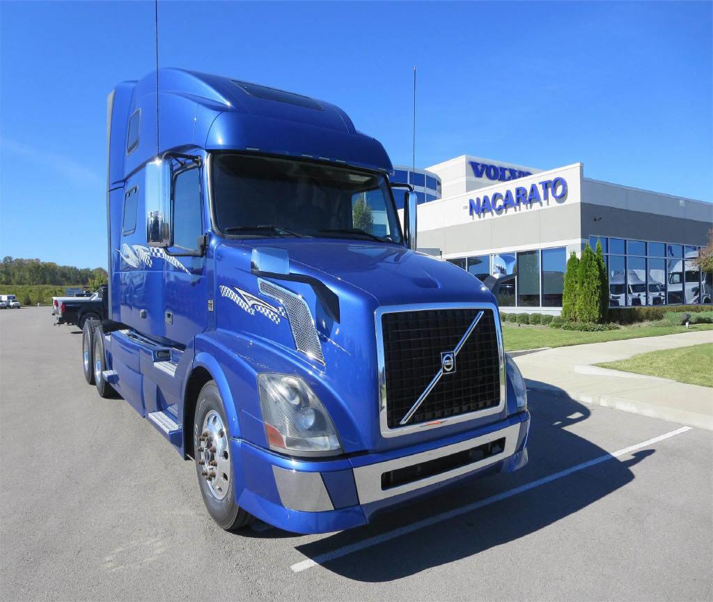 2012 Volvo Vnl64t780
