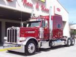 New 2015 Peterbilt 389 P & C for Sale