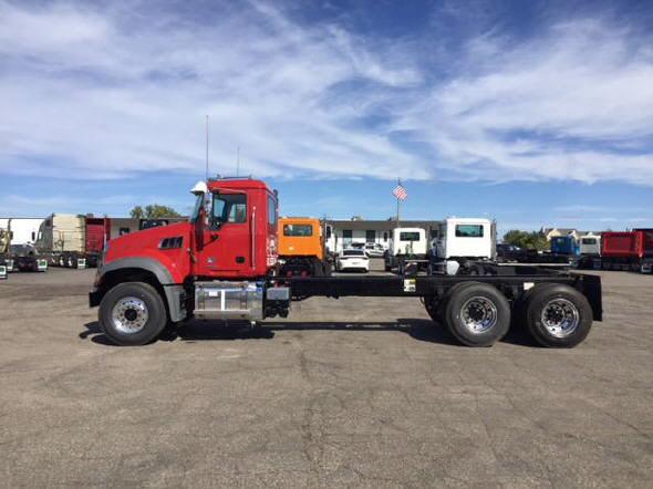 2019 Mack Granite 64FR for sale-59108627