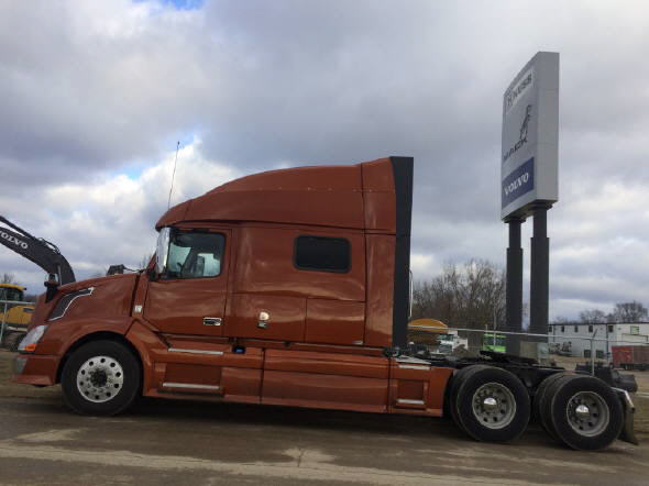 2013 Volvo VNL64T730 for sale-59212422