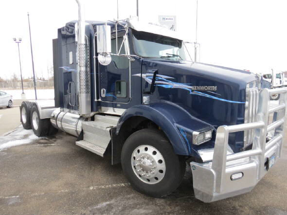 2013 Kenworth T800 for sale-59110841