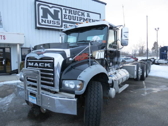 2011 Mack GU713 for sale-59138798