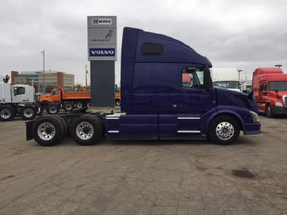 2014 Volvo VNL64T670 for sale-59218577