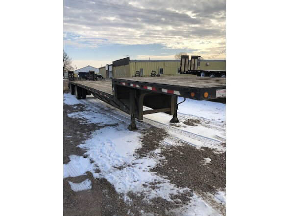 2001 Jet Steel Drop Deck for sale-59085840
