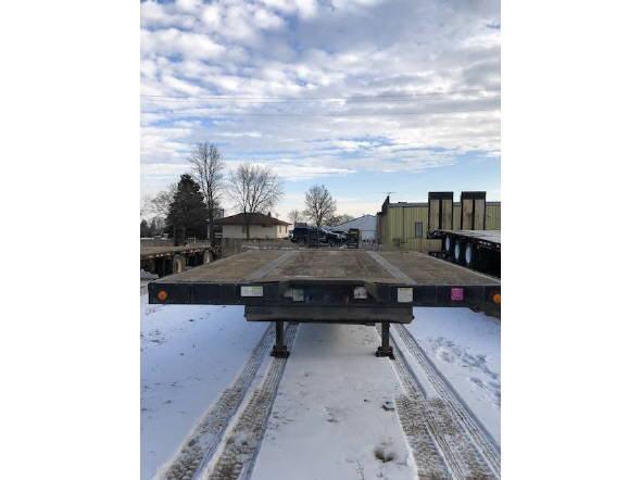 2006 Jet Steel Drop Deck for sale-59085826