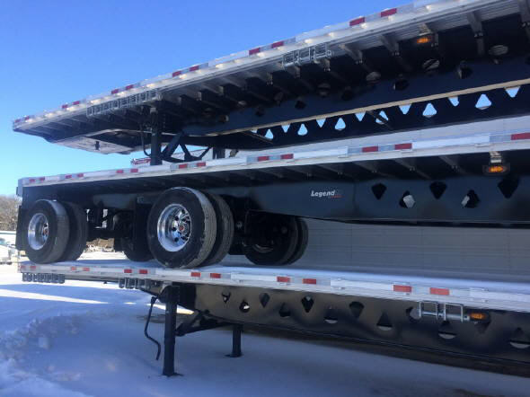 2019 Manac Combo Flatbed for sale-59289984