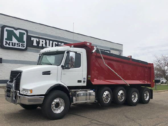2019 Volvo VHD64B300 for sale-59246598