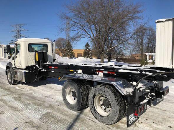 2019 Mack Granite 64BR for sale-59212421