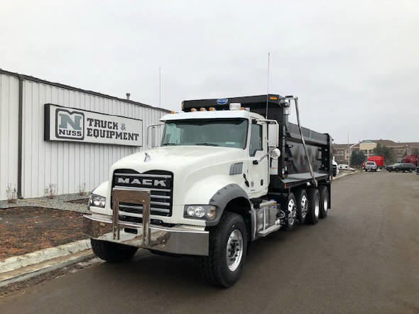 2019 Mack Granite 64FR for sale-59109254