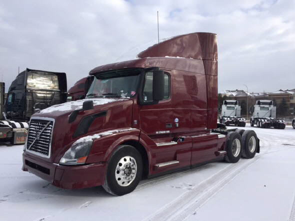 2014 Volvo VNL64T630 for sale-59109058