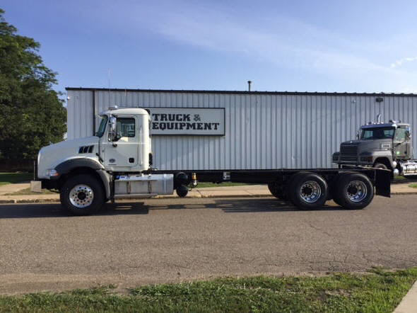 2019 Mack Granite 64B MHD for sale-59212166