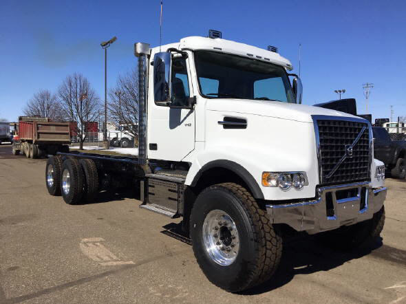 2019 Volvo VHD64F300 for sale-59176177