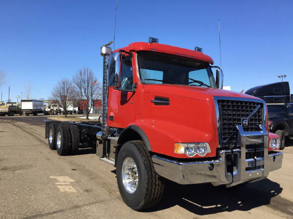 2019 Volvo VHD64B300 for sale-59176169