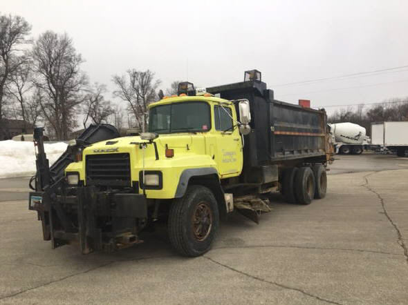 2001 Mack RD688S for sale-59220030