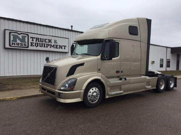 2015 Volvo VNL64T670 for sale-59108304