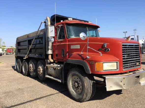 1996 Mack CL713 for sale-59108322