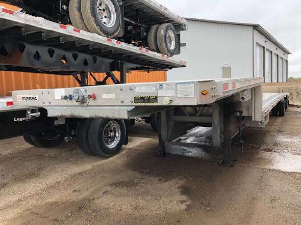 2017 Manac Aluminum Dropde for sale-59233324