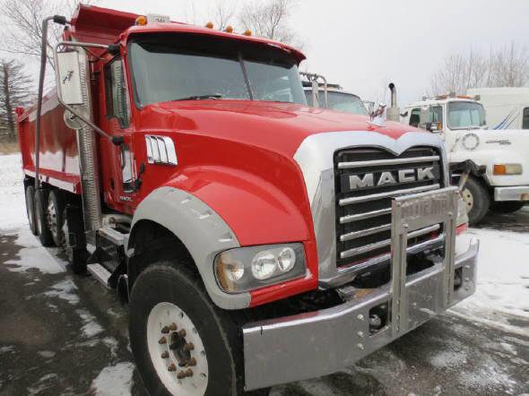 2014 Mack GU713 for sale-59108484