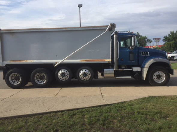 2014 Mack GU713 for sale-59067641