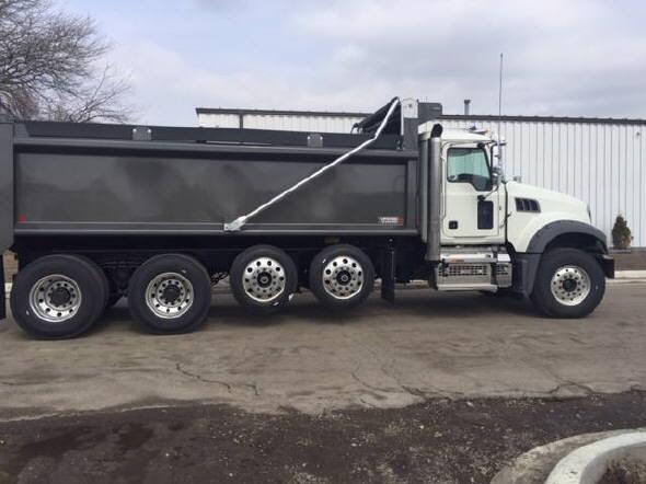 2019 Mack Granite 64FR for sale-59233303