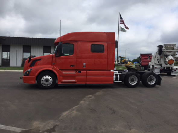 2017 Volvo VNL64T730 for sale-59293697
