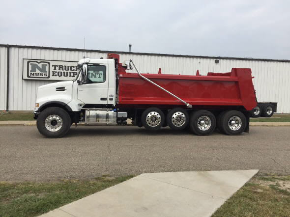 2019 Volvo VHD64F300 for sale-59067625