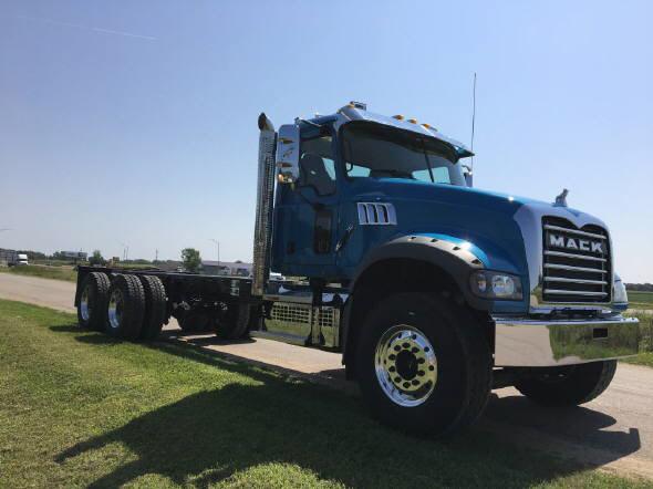 2019 Mack Granite 64F for sale-59108821