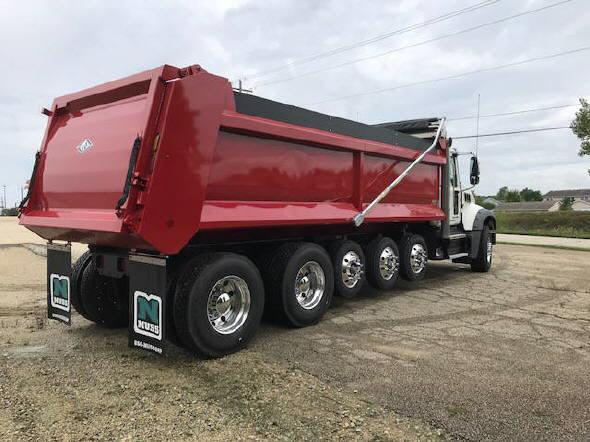 2018 Mack GU713 for sale-59067155