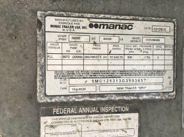 2016 Manac Darkwing Alum S for sale-46677491